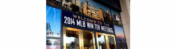 Phillies 2014 MLB Winter Meetings