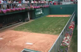 Citizens Bank Park bullpen