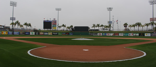 Brighthouse Field Clearwater Phillies