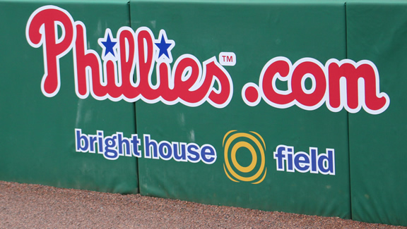 Phillies Brighthouse Field