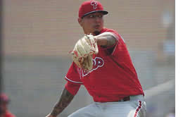 Vince Velasquez Phillies