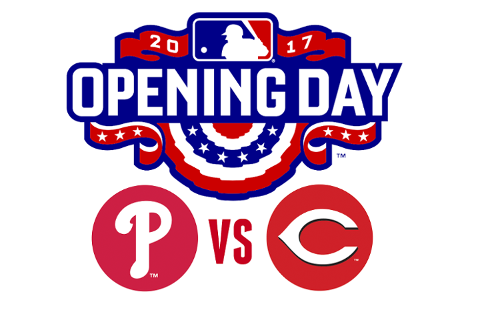 Phillies Opening Day 2017
