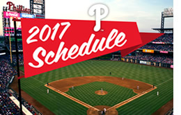 Phillies Schedule