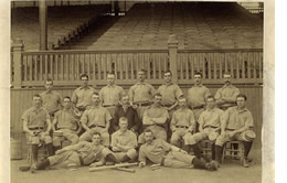 1887 Philadelphia Phillies Team Photo