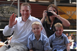 Roy Halladay's Family