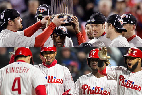Phillies 2008 same record as 2018 Phillies